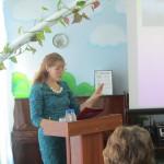 Психолог юношеской библиотеки Солдатенко Надежда Викторовна провела тренинг «Разрешаем конфликты с улыбкой»