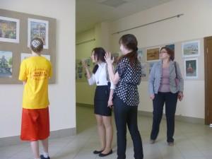 Открытие экспозиции лучших конкурсных работ «Город древний – город молодой»