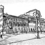 Республиканский конкурс рисунков среди молодежи «Город древний – город молодой»