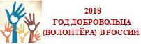 2018 год в России объявлен годом добровольца (волонтёра)