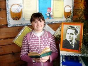 Алмаметьевская сельская библиотека МБУК «Моркинская ЦБС», РМЭ