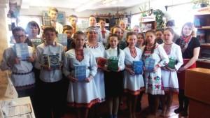 Шоруньжинская сельская модельная библиотека МБУК «Моркинская ЦБС» РМЭ